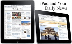 ipad+news